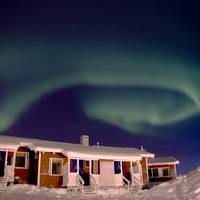 Hotelkamers met Noorderlicht