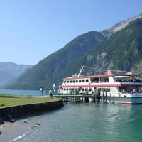 Boottocht Achensee