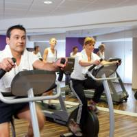 Fitnessruimte Göbel's Landhotel