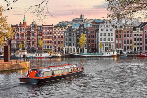 Fantastische vakantie Noord-Holland 🚗️Eden Hotel Amsterdam