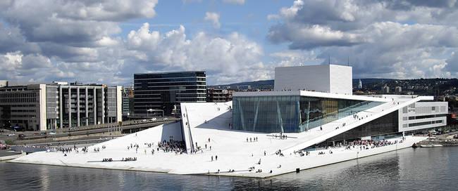 Oslo - Opera House