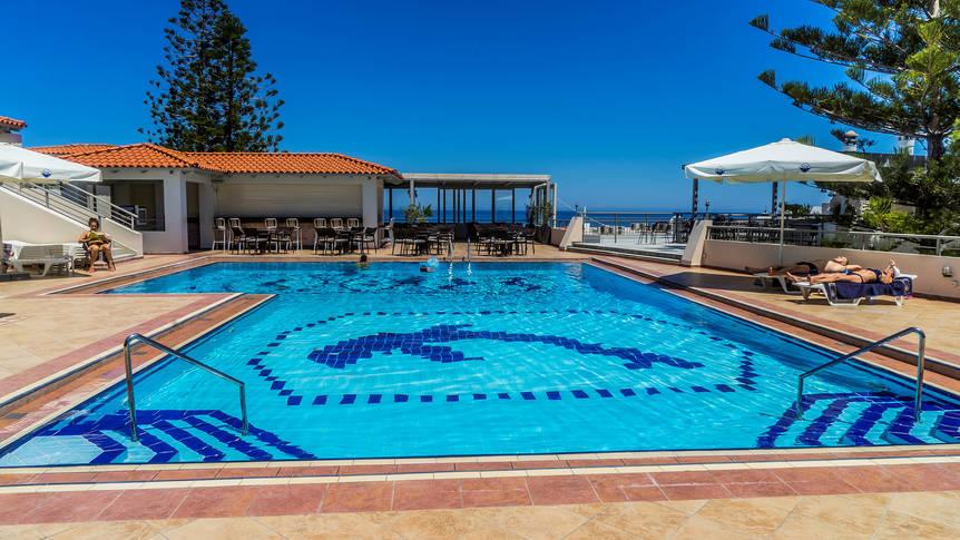 Zwembad Castello Village Resort