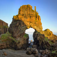 Isle of Mull - Carsaig Arches