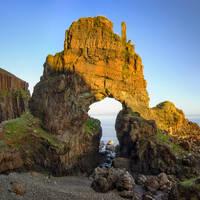 Isle of Mull - Carsaig Arches