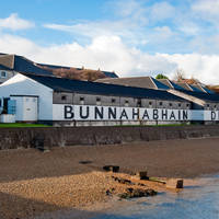 Isle of Islay - Bunnahabain distilleerderij