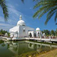 Drijvende moskee Kuala Terengganu