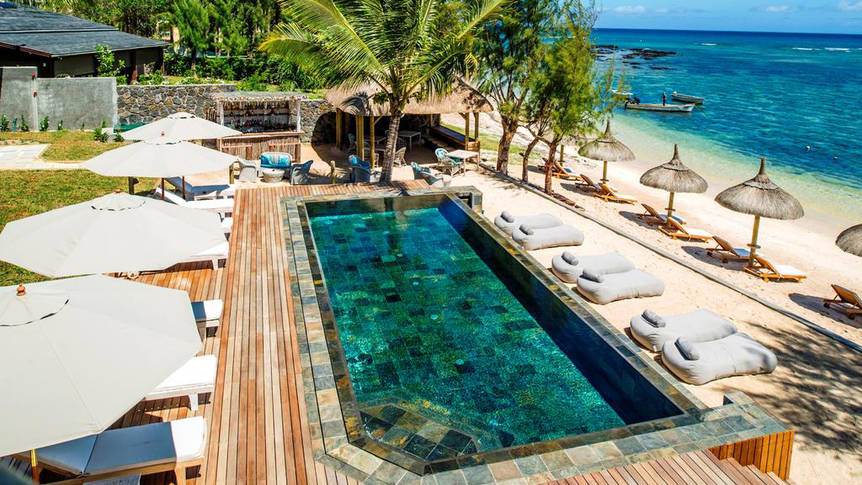 Mauritius - Seapoint Boutique Hotel Seapoint Boutique Hotel
