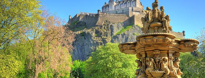 Stedentrip Edinburgh