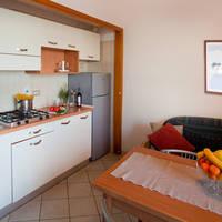 Voorbeeld interieur appartement
