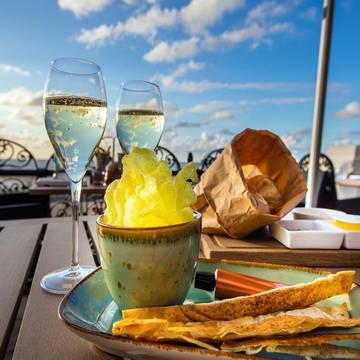Culinair genieten Grand Hotel Amrâth Kurhaus
