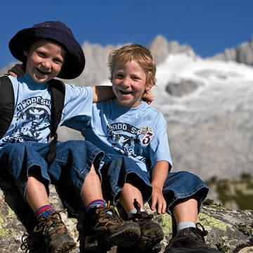 Plezier op de berg Chaletpark Edelweiss