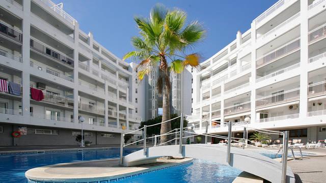 Zwembad Appartementen Royal