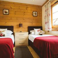 Voorbeeld slaapkamer 3-kamerwoning