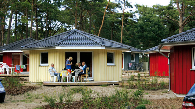 Bungalows First Camp Åhus