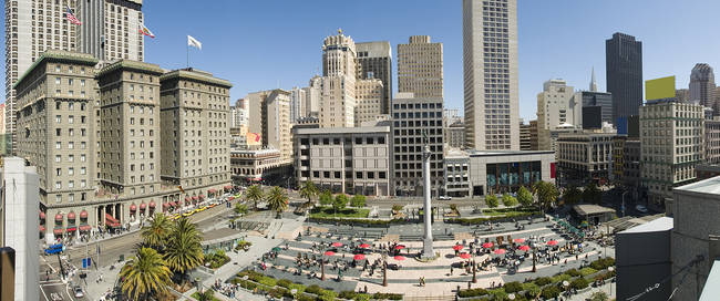 Union Square in San Francisco