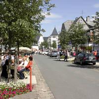 Winkelstraat Winterberg
