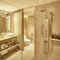 Voorbeeld Familiekamer - badkamer