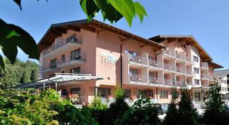Hotel Toni vooraanzicht