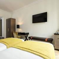 Tweepersoonskamer met aparte bedden