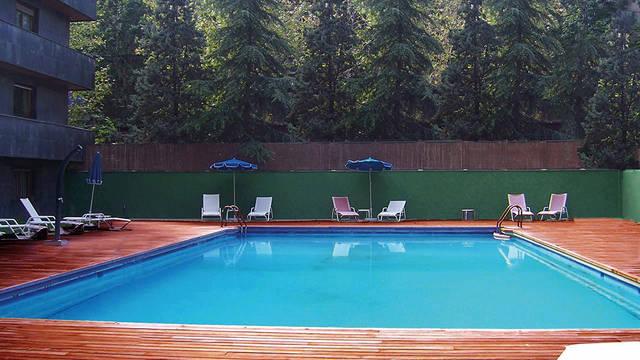Zwembad Hotel Senator Castellana