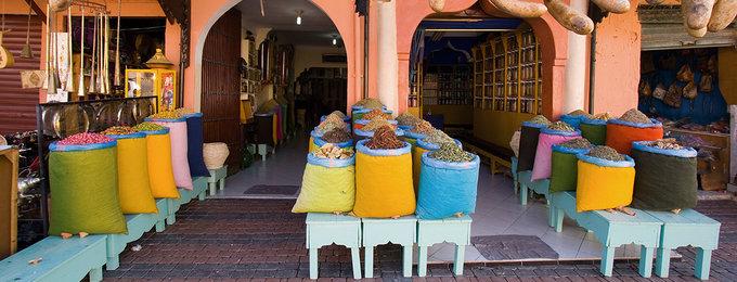 Busreizen Marokko