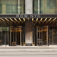 Hotel ROW NYC at Times Square
