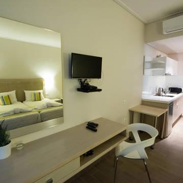 Kamer Appartementen Irene
