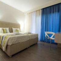 Irene Appartementen - Voorbeeld kamer