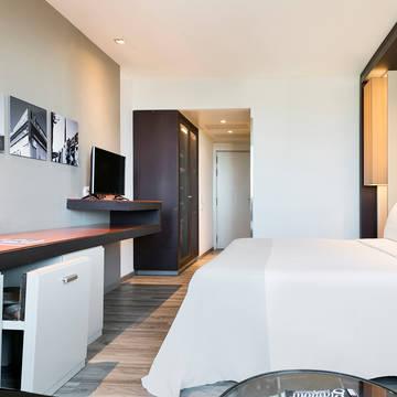 Kamer Hotel Barcelona Condal Mar