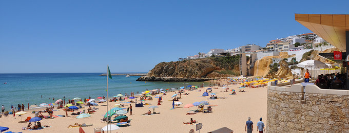 Autovakantie Algarve
