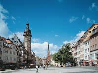 Marktplein Altenburg
