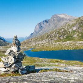 Autorondreizen Noorwegen