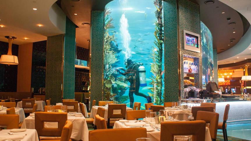 Restaurant Golden Nugget Hotel