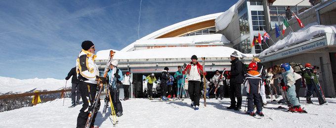 Wintersport Val di Sole