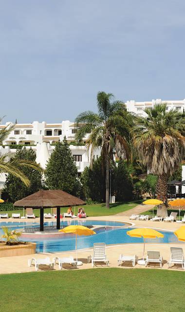Appartementen Turísticos Clube Albufeira