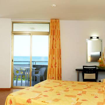 HABITACIÓN PANORAMICA-ROOM � SEA VIEW Hotel Blaumar