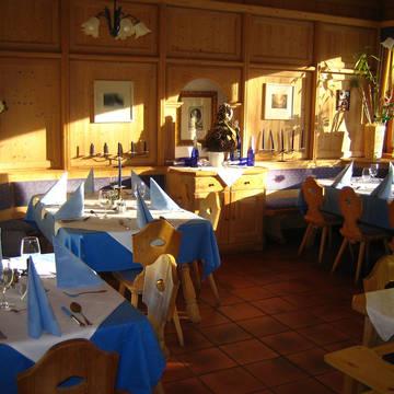 Restaurant Familien- und Sporthotel Marco Polo Club Alpina