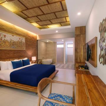 Classic room  Sagara Candidasa