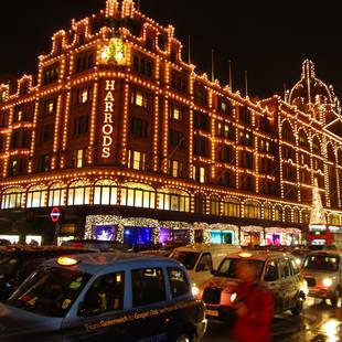 Londen Harrods