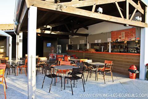 Korting camping Pays de Loire 🏕️Camping Les Ecureuils