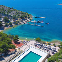 Zwembad en ligging