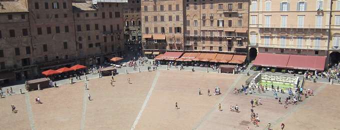 Zonvakantie Siena