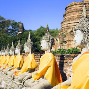 shutterstock_26869048 - Ayutthaya