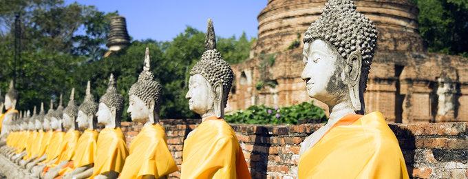 Maatwerk reizen Thailand