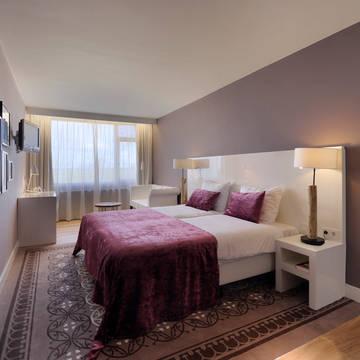 Kamervoorbeeld Groninger Rijkdom kamer 4-daags Voordeelarrangement - Van der Valk Hotel Groningen-Westerbroek