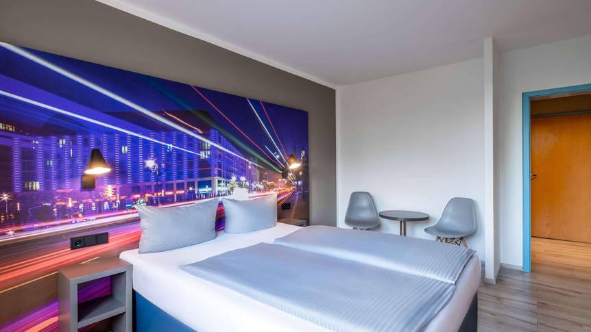 Kamer Comfort Hotel Lichtenberg