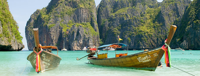 Verre Reizen Thailand