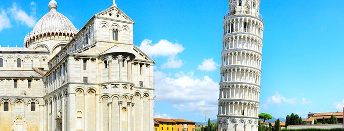 Stedentrip Pisa