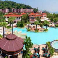 centara grand beach resort phuket - asian dream