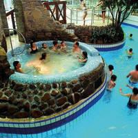 Aquadome whirlpool